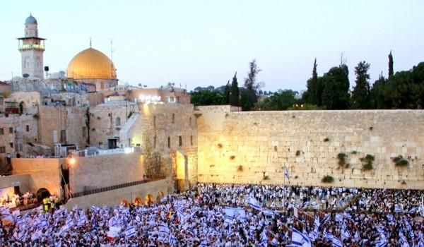Jerusalem, Kotel, Yom Yerushalayim