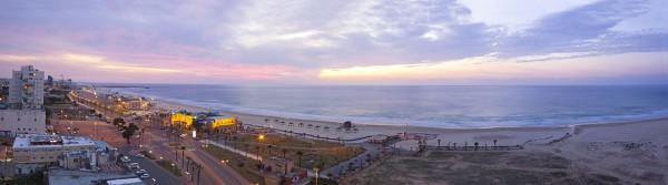 ashdod coastline. isarel