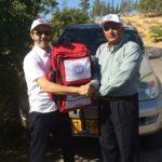 Rescuers Without Borders, Hatzalah Yehuda and Shomron, Dr. Ali Abu Sherech
