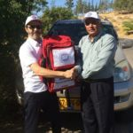 Rescuers Without Borders, Hatzalah Yehuda and Shomron, Dr. Ali Abu Sherech