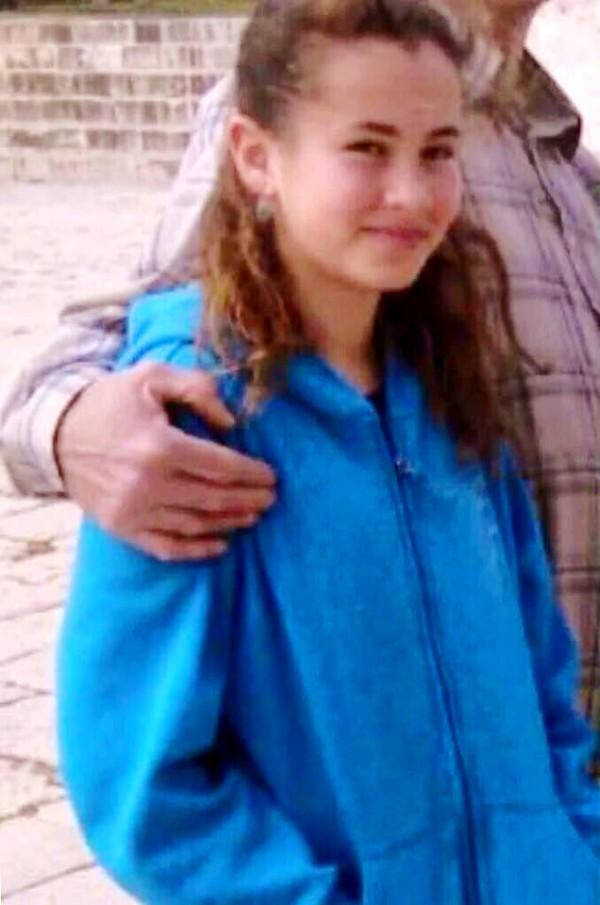 Hallel Yaffa Ariel, Palestinian terror