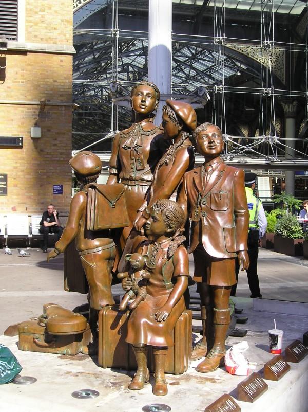 British Jews, England Jews, UK, Jews, Sir Nicholas Winton, Kindertransport