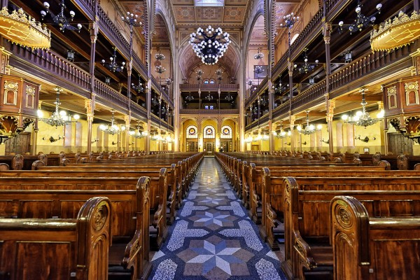 Great Synagogue Budapest Hungary, Dohany Street Synagogue