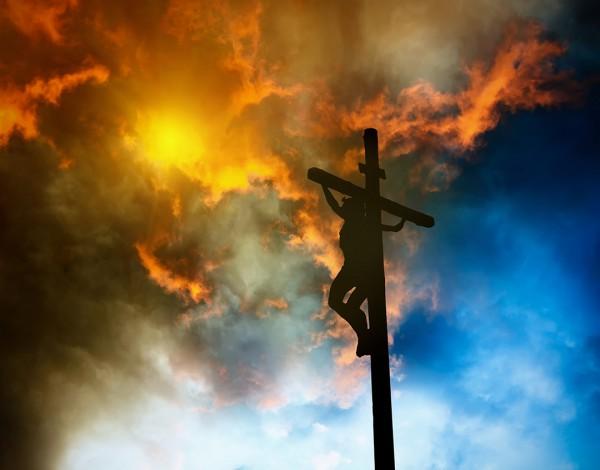 Jesus on the cross