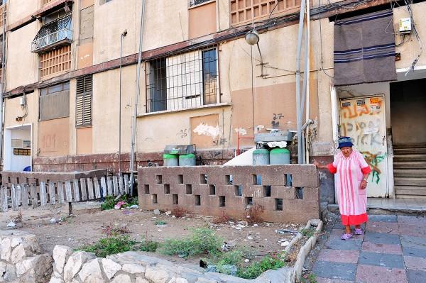 Poverty, Kiryat Malachi, Israel