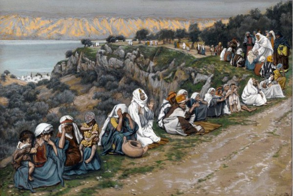 The Sick Awaiting the Passage of Yeshua, by James Tissot (1836-1902)